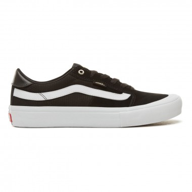 Shoes Vans Style 112 Pro Black White Khaki VA347XBEH