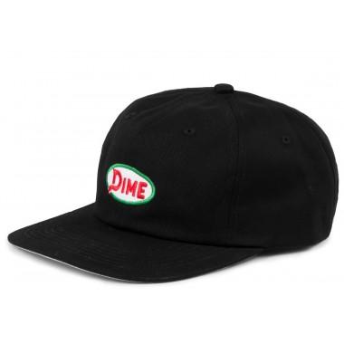 Casquette Dime Gas Hat Black