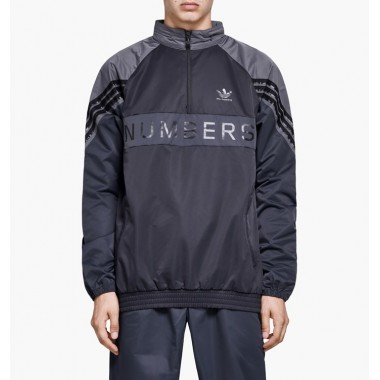 Jacket Adidas SB Numbers Edition Black Grey Five Carbon DH6623