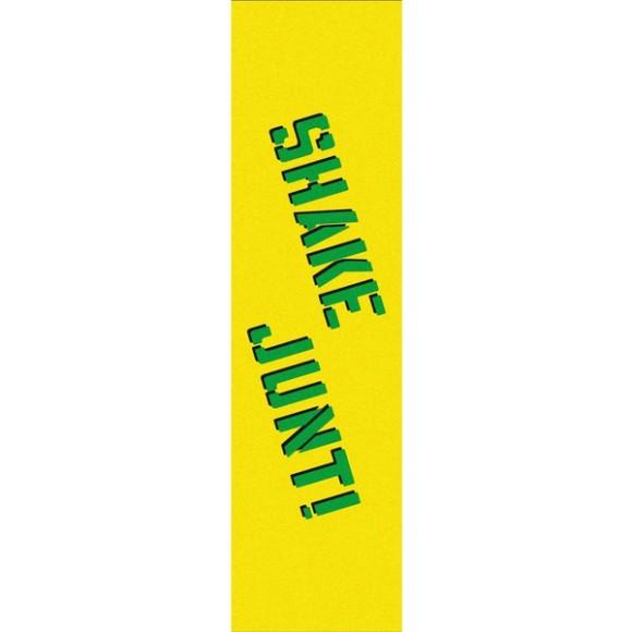 Grip Shake Junt Plaque Yellow Green