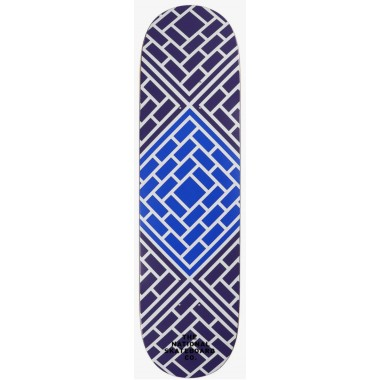 Board The National Skate Co. Classic Purple