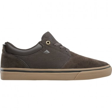Shoes Emerica Alcove Chocolate Gum
