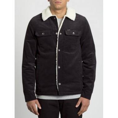 Jacket Volcom Keaton Black A1731904