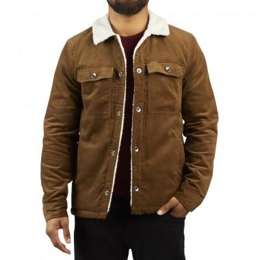 Jacket Volcom Keaton Mud