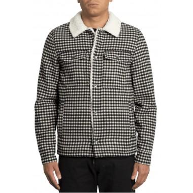 Jacket Volcom Keaton Plaid