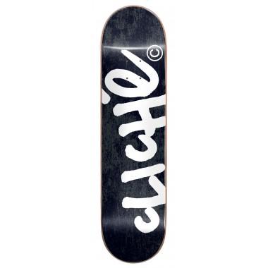 Board Cliché Handwritten RHM Black White