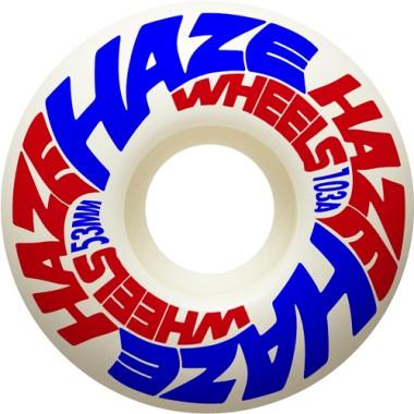Roues Haze Wheels Twirl 103A