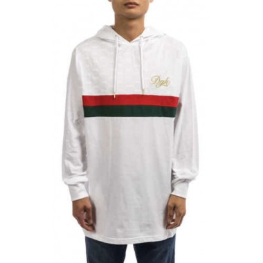 Hoodies DGK Italia White