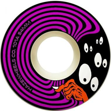 Roues Haze Wheels Sneak Purple 101A