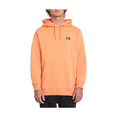 Hoodies Volcom Deadly Stones 2 Salmon