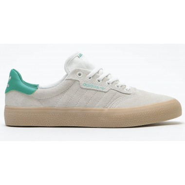 Shoes Adidas SB 3MC Chalk White Glory Green Gum EF8443