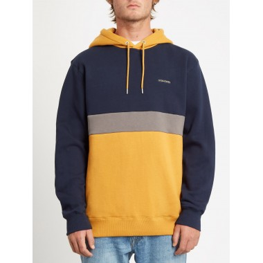 Hoodies Volcom SNGL Stone Division Inca Gold