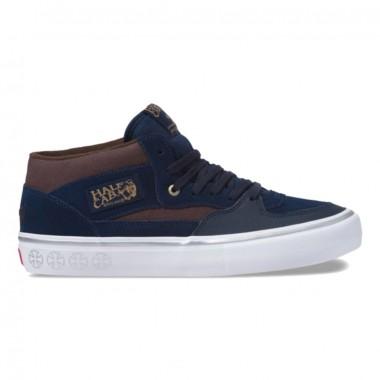 Shoes Vans X Independent Half Cab Pro Dress Blue