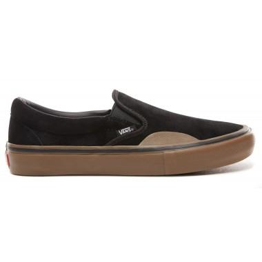 Shoes Vans X Independent Slip On Pro Rubber White Gum
