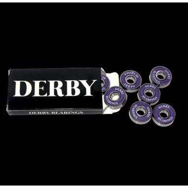 Roulements Derby Original Black