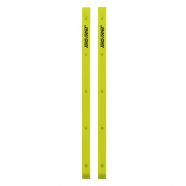 Rail Santa Cruz Slimline Neon Yellow