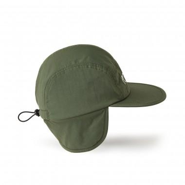 Casquette Polar Flap Army Green