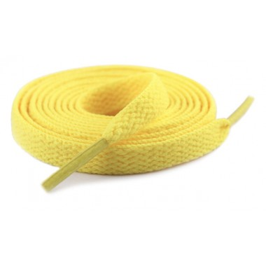 Lacets ALBP Classic 100 Yellow