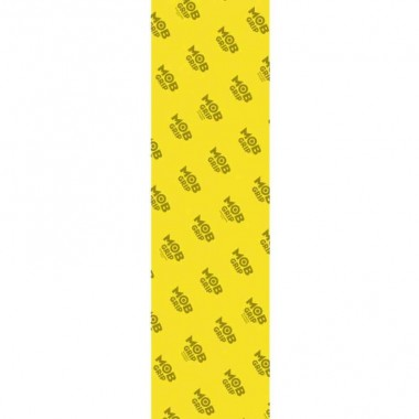 Grip Mob Grip Plaque Clear Color Yellow
