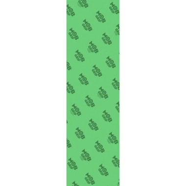 Grip Mob Grip Plaque Clear Color Green