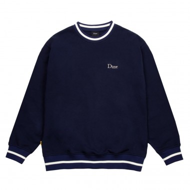 Sweat Dime Classic French Terry Navy