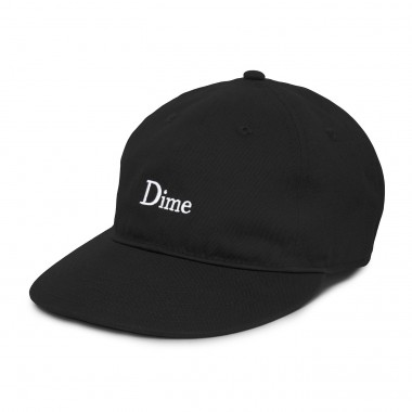 Casquette Dime Classic Logo Black