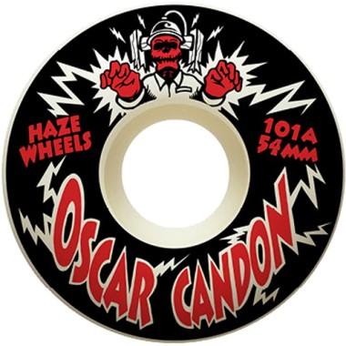 Roues Haze Wheels Oscar Candon Trap Door 101A