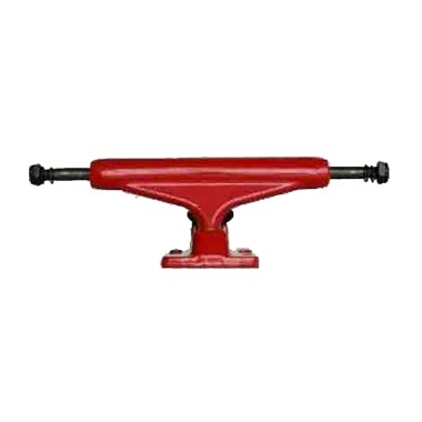 Trucks Basement Indy Shape Red (La paire)