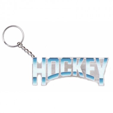 Porte Clef Hockey Main Event Molded Metal