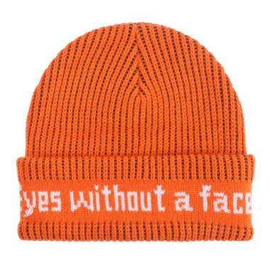 Bonnet Hockey Eyes Without A Face Rust Orange