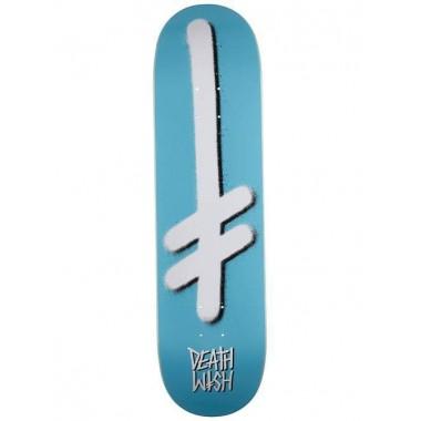 Board Deathwish Gang Logo Ice Blue