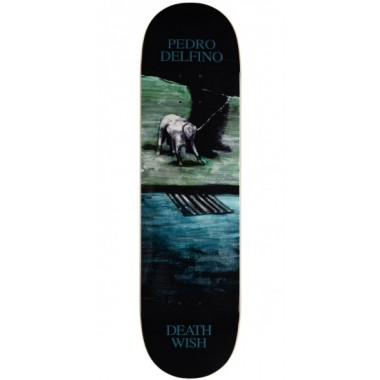 Board Deathwish PD Dro With Dog