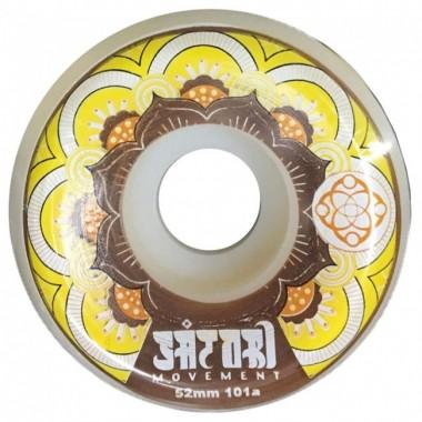 Roues Satori Mandala Yellow 101A