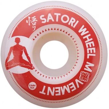 Roues Satori Meditation Series Red 98A