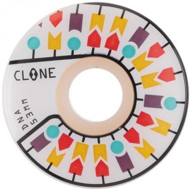 Roues Alien Workshop Clone DNA White 99A