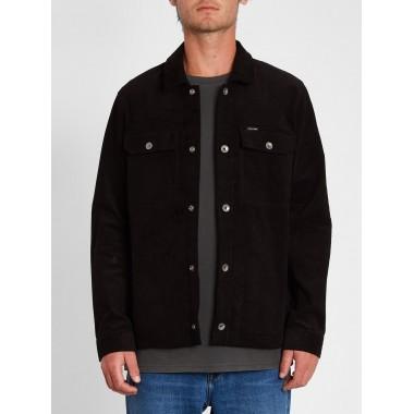 Jacket Volcom Likeaton Black
