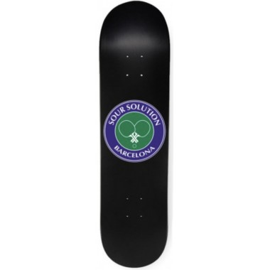 Board Sour Social Club Black