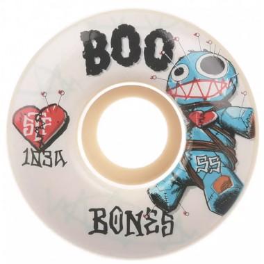 Roues Bones STF V2 Boo Voodoo 103A Wide