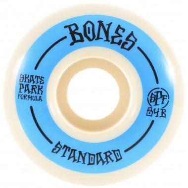 Roues Bones SPF Standard White Blue 84B