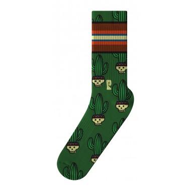 Socks Psockadelic Herman Cactus