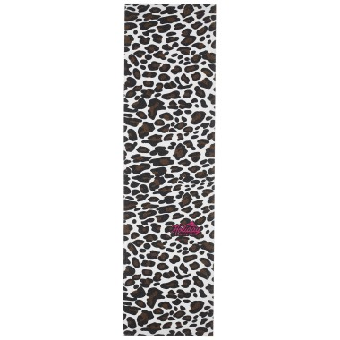 Grip Holiday Plaque Cheetah Clear Printed Color