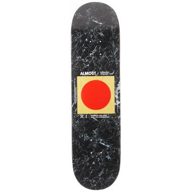 Board Almost Minimalist R7 Black