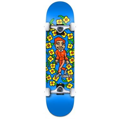 Complete Board Krooked Sweatpants Blue