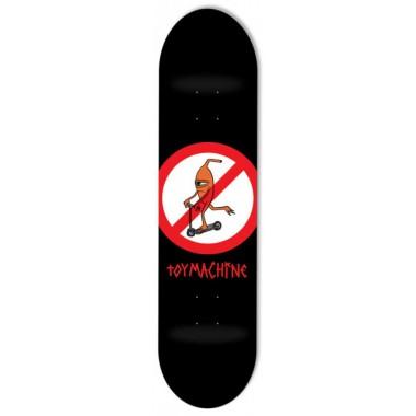 Board Toy Machine No Scooter Black