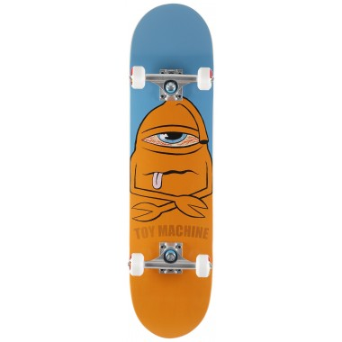 Complete Board Toy Machine Bored Sect Blue