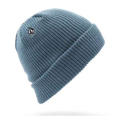 Bonnet Volcom Full Stone Horizon Blue D5831510
