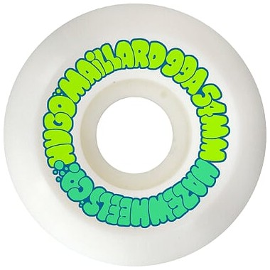 Roues Haze Wheels Hugo Maillard 10 Years 99A