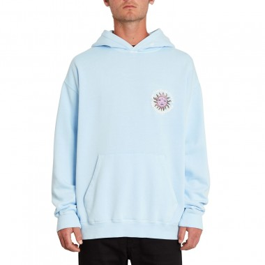 Hoodies Volcom Ozzy Fleece Aether Blue