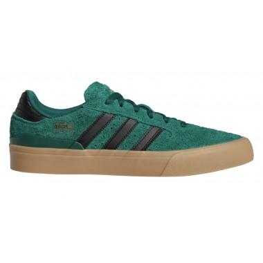Shoes Adidas SB Busenitz Vulc II Collegiate Green Core Black Gum FY0457