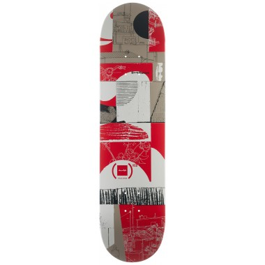 Board Chocolate Red Anderson